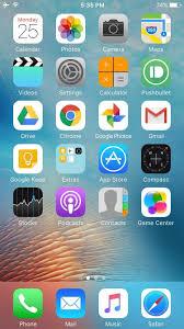 perbedaan iphone dan android