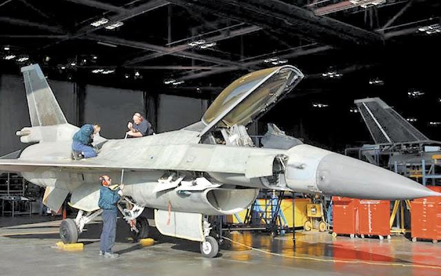 Όμηρος συνδικαλιστών η αναβάθμιση των F-16