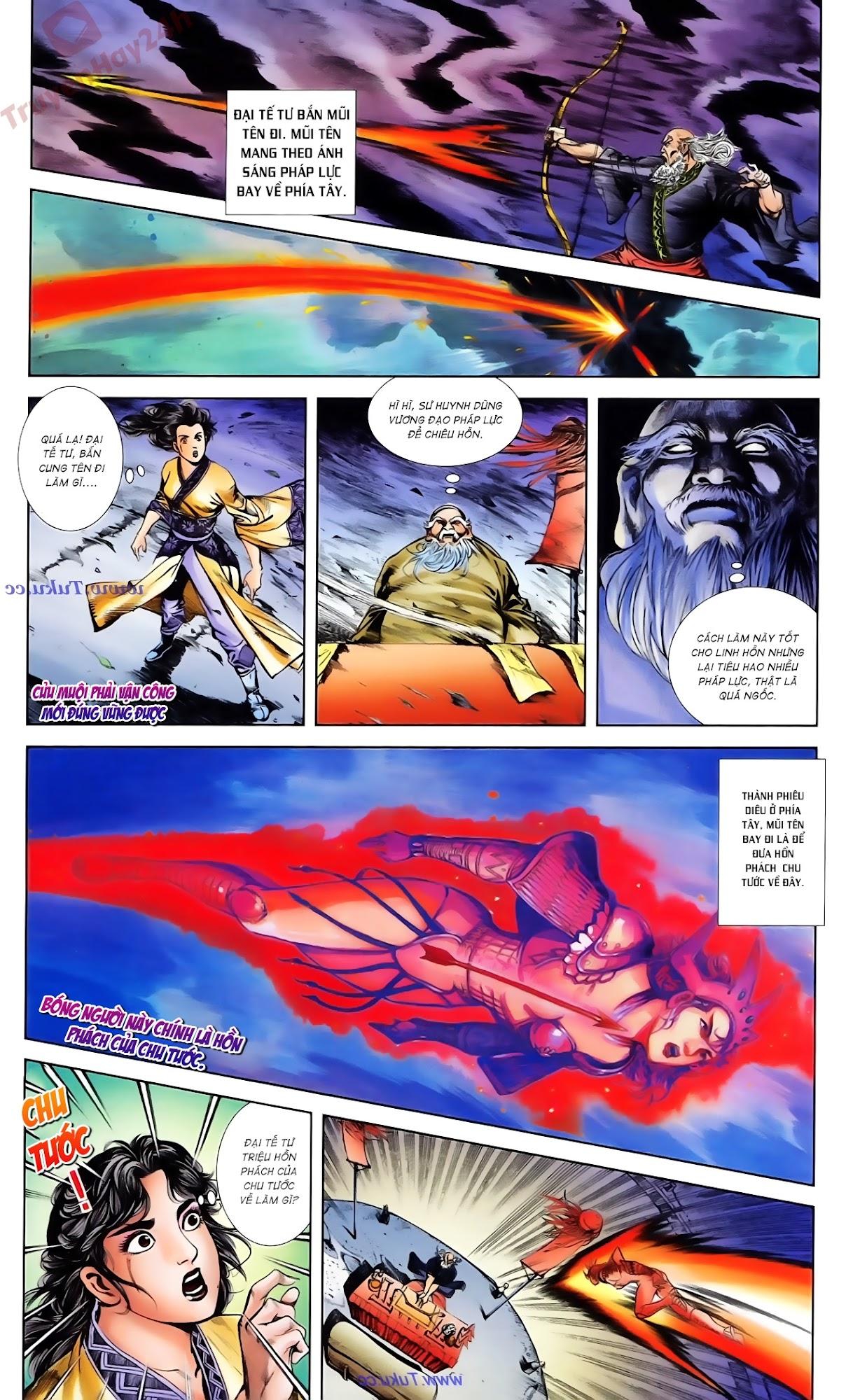Cơ Phát Khai Chu Bản chapter 79 trang 17