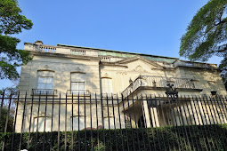 Palacete Neoclássico na Rua Alemanha