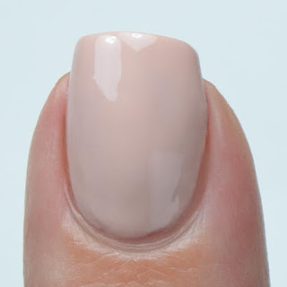 creme nude nail polish