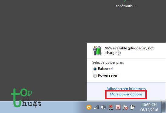 Hướng dẫn nghe nhạc khi gập màn hình laptop Windows