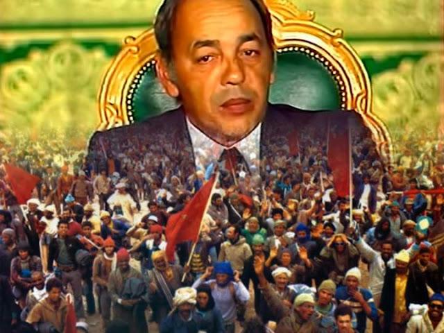 وصية الملك العبقري الحسن الثاني طيب الله ثراه بخصوص قضية الصحراء المغربية :