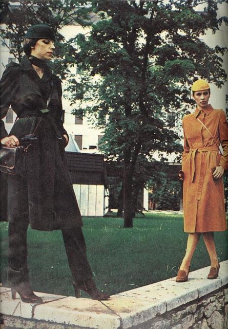 1981 год. Мода в Риге.