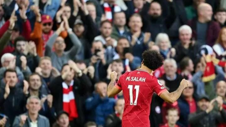 Salah goal 'pure world class' - Klopp