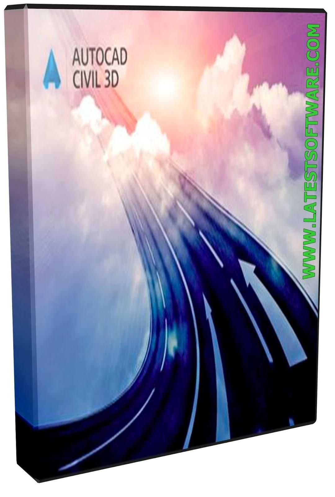 Latest AutoCAD Civil 3D Software