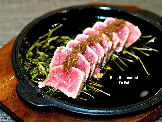 Maguro Wafu Steak