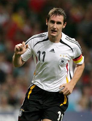 Profil dan Biografi Lengkap Miroslav Klose