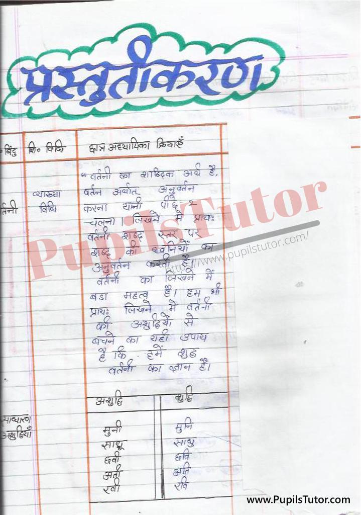 Hindi ki Mega Teaching Aur Real School Teaching and Practice Path Yojana on Vartani kaksha 4 se 8 tak  k liye