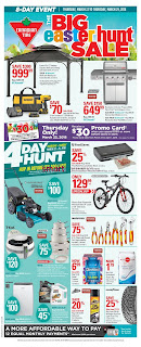 Canadian Tire Flyer Red Alert Deals valid March 23 - 29, 2018
