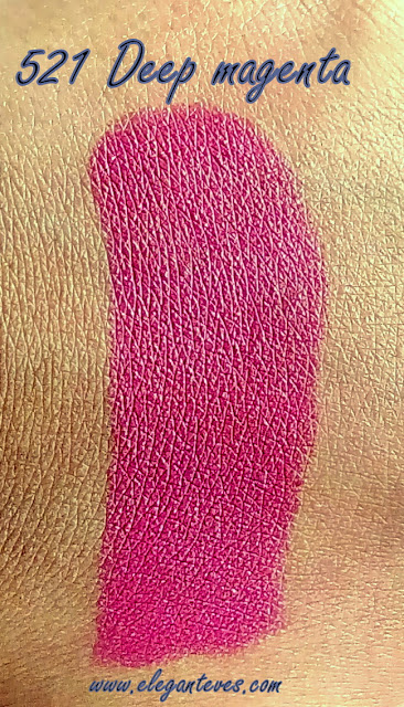 Review & Swatches of 7 Heaven's Photogenic Chubby Lip Crayon