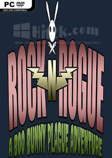 Rock-n- Rogue: A Boo Bunny Plague Adventure-PLAZA Free Download