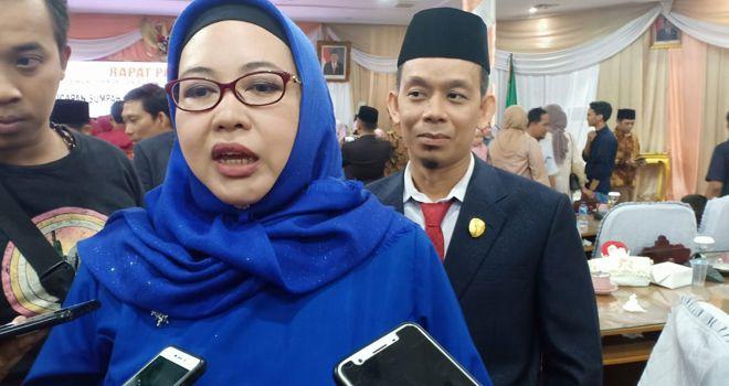 Jurus Politik Camelia Maju Bersama Hafiz