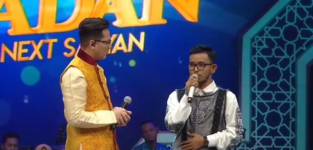 Jihar News, Tampil di GTV, Penyanyi Aceh Tgk Fajar Maulidi Dapat Pujian Nissa Sabyan