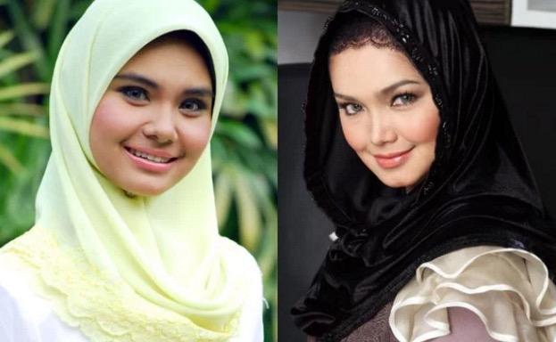 Artis Dengan Wajah Seiras di Malaysia