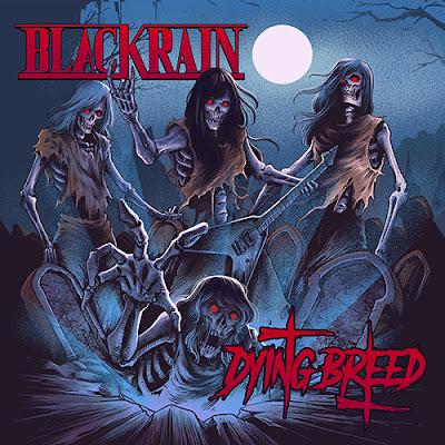 """Το βίντεο των BlackRain για το """"Hellfire"""" από το album """"Dying Breed"""""""