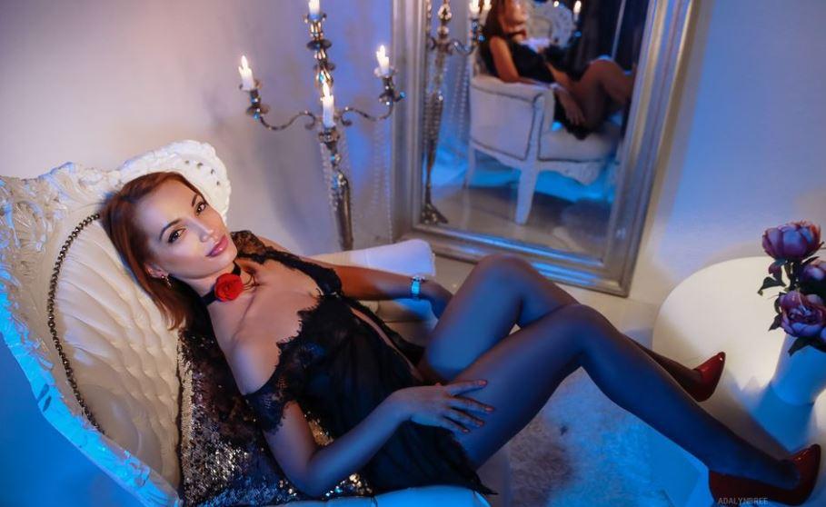 AdalynBree Model GlamourCams