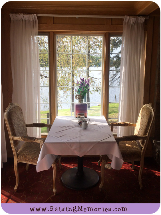 All Inclusive Meals at The Couples Resort in Muskoka