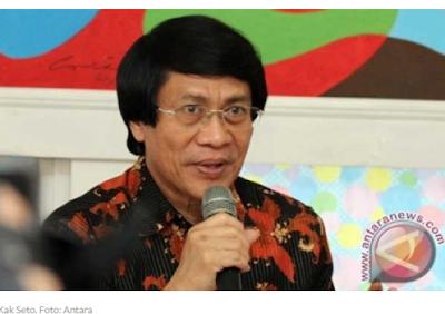 Kak Seto Mulyadi: Anak-anak Senang Belajar, Jangan Paksa Ikut Les