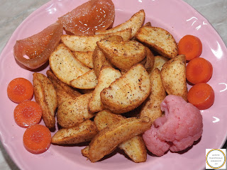 Cartofi wedges picanti reteta,