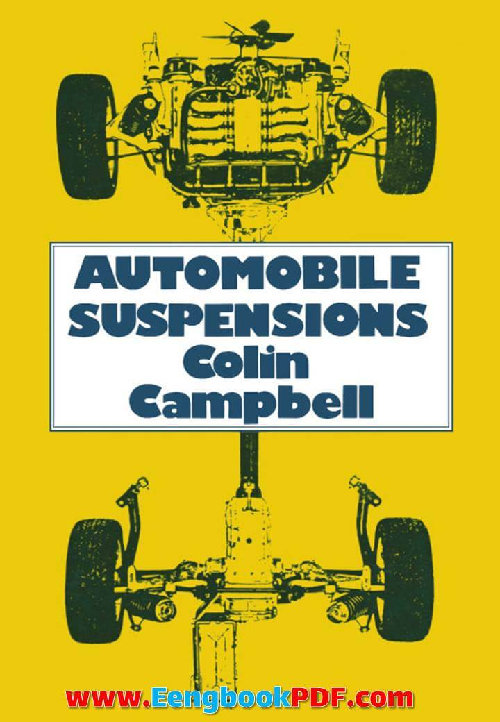 Automobile Suspensions pdf Colin Campbell