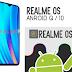 Daftar Ponsel Realme Yang Mendapatkan Sistem Operasi Realme OS