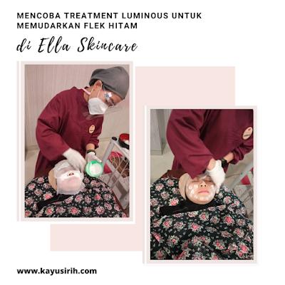 Perawatan di Ella Skincare, Agar Tampil Glowing dan Awet Muda