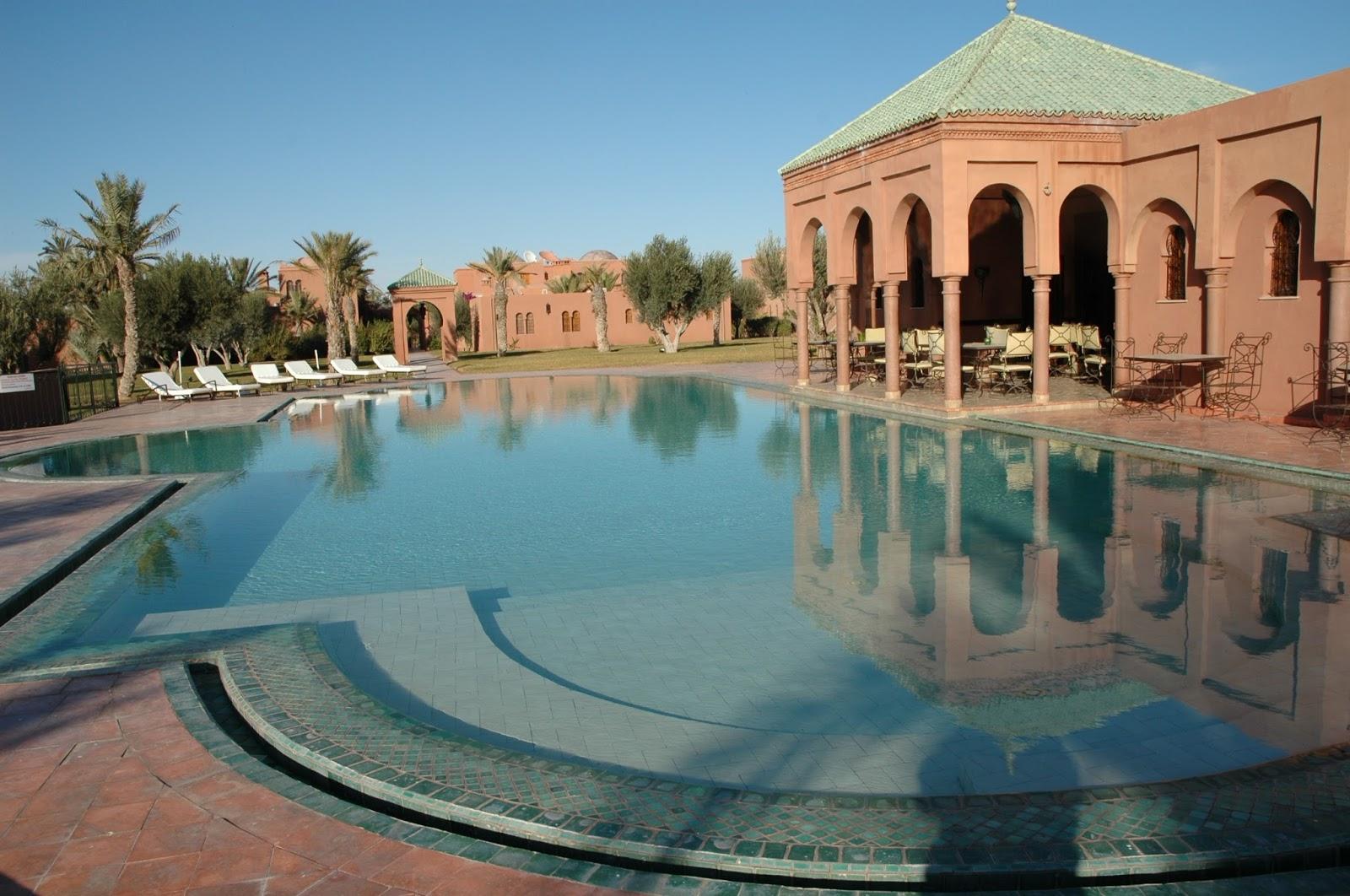 Marrakech Morocco South France Villas