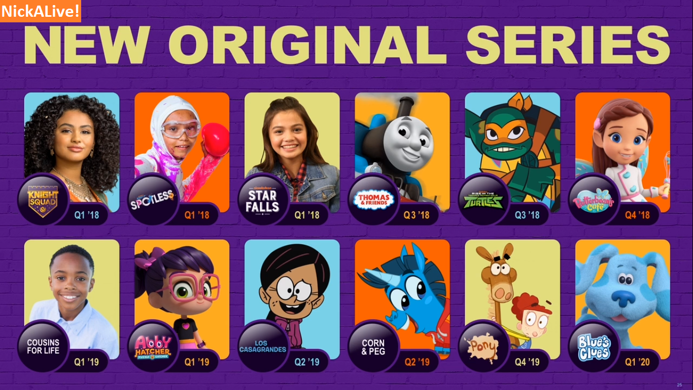NickALive!: 2019 on Nickelodeon USA | New Shows, Specials