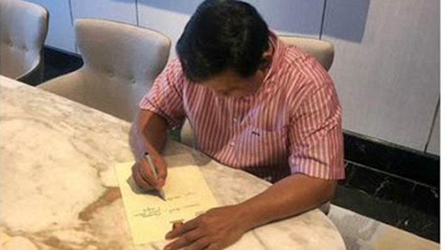 """Hmm... Surat Wasiat Prabowo Singgung soal """"Kematian"""""""