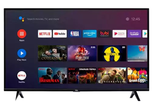 tlc Android TV