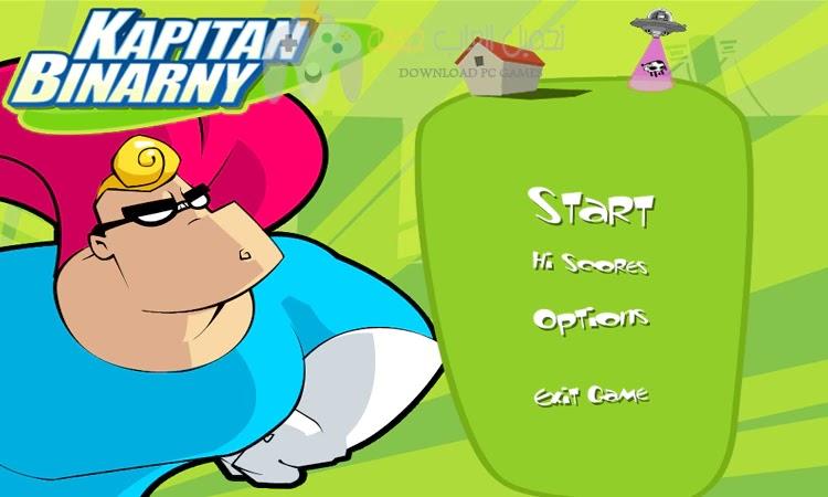 تحميل لعبة Captain Binary للكمبيوتر مجانا برابط مباشر