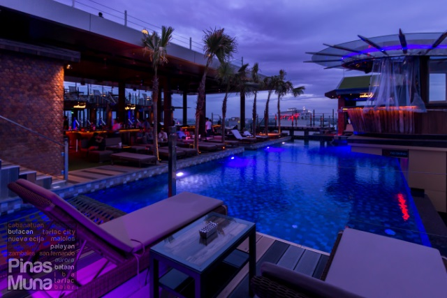 Aqua Beach Club in Angeles City