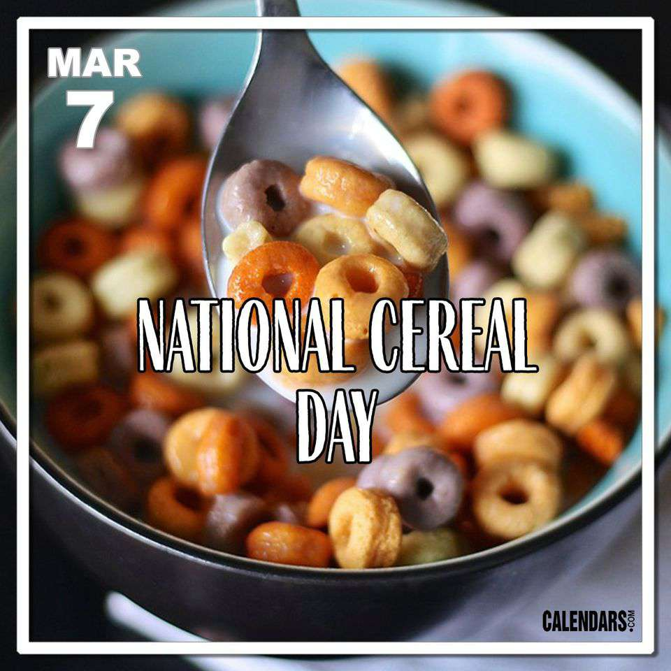 National Cereal Day Wishes Images