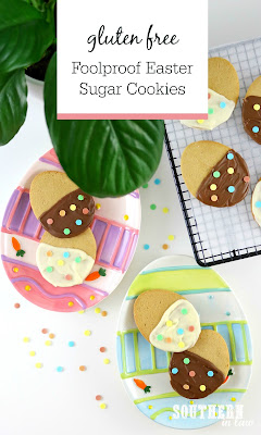 Foolproof Gluten Free Easter Sugar Cookies Recipe