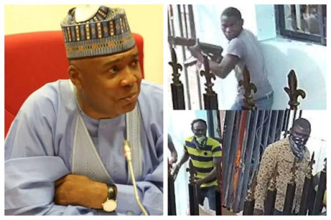 Saraki accompanied by Offa Robbery Gang Leaders to sympathise with Offa monarch?