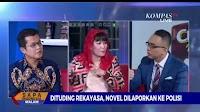 Detik-detik Dewi Tanjung Gagu Saat Aiman Ungkap Investigasi Penyiraman Novel