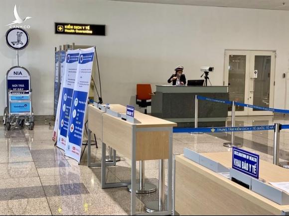 Người mắc Covid-19 'lọt' qua sân bay Nội Bài: Hệ thống kiểm dịch có vấn đề?