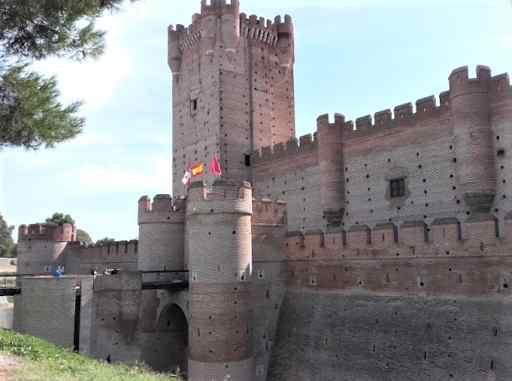 ruta Isabel La Católica por Castilla