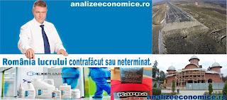 Despre cele două aspecte ale României: contrafacerea și lucrul neterminat