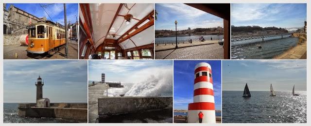 3 days in Porto - City Break in Porto - Tram Ride to Foz