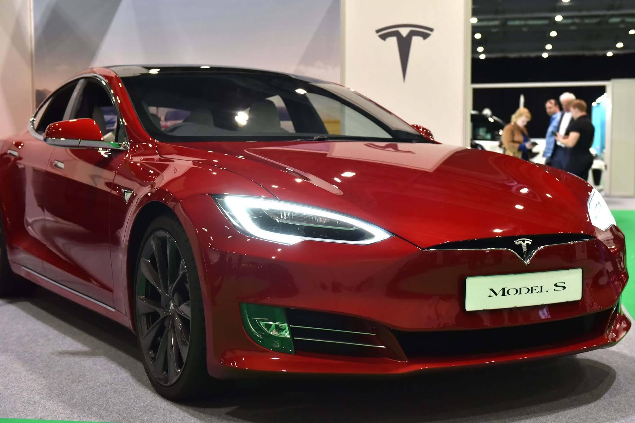 Acciones Tesla 2021