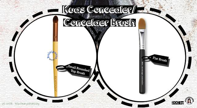 Kuas+Concealer