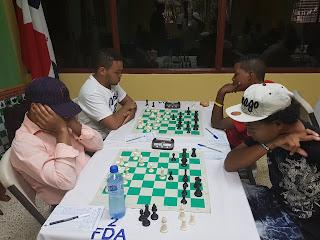 Leandro jiménez encabeza tercera copa nacional Adolfo Cedeño de ajedrez sub 2000