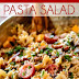Cowboy Pasta Salad With Dressing