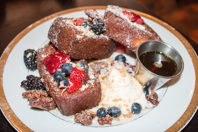 The Olde Bar - French Toast