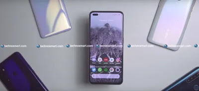 realme x50 pro new software update