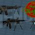 M16 BRABA CAMUFLADA