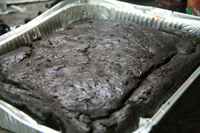 עוגת היער השחור פליאו, צילום אורנה לבנה