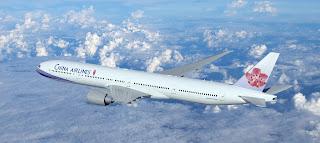 China Airlines - Flight Promo Info Rute Tujuan Singapura, Malaysia, Thailand & Hongkong Agustus 2016 - SALIKA